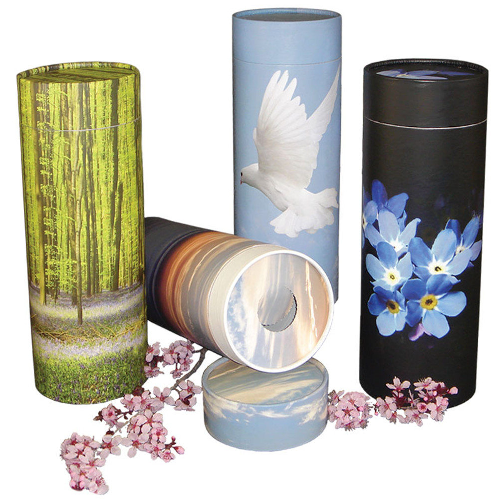 Tribute Scattering Cremation Urn Tubes
