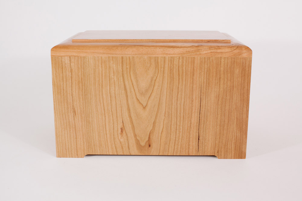 Marquis Cremation Urn (holds most temporary urns)