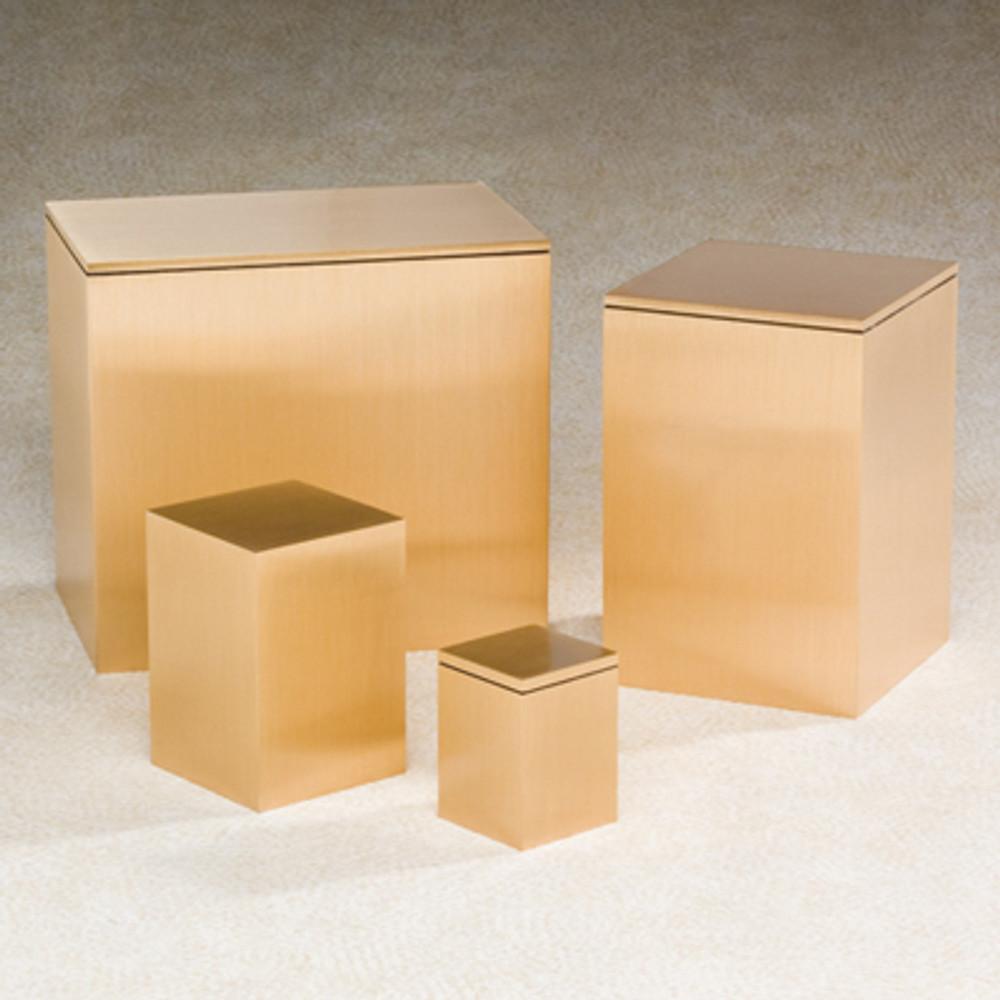 Bronze Companion Urn - Solitary