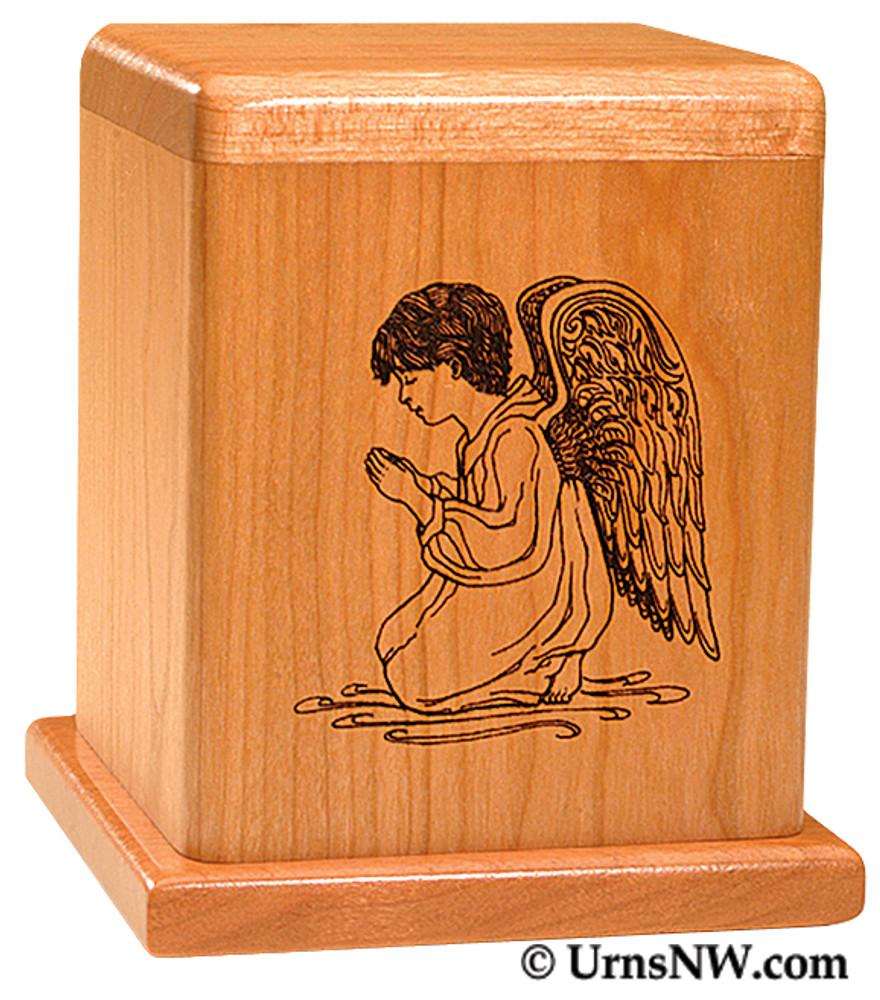 Praying Angel Infant Urn