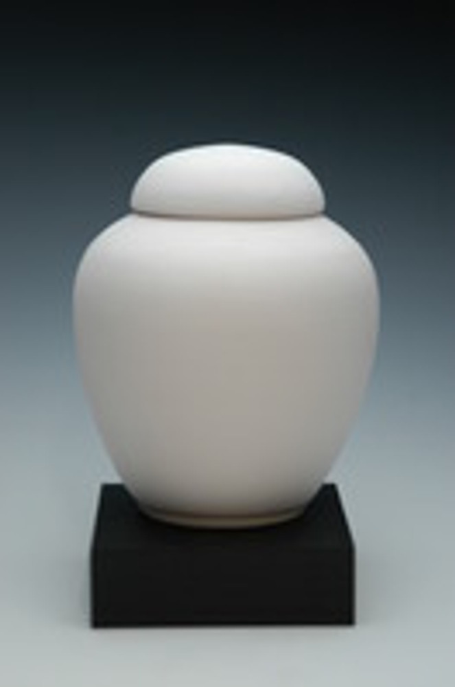 Ceramic Urn with Inscription | Shape 2