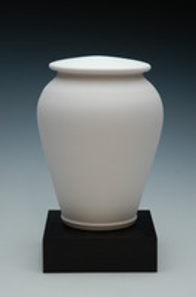 Ceramic Urn with Inscription | Shape 3