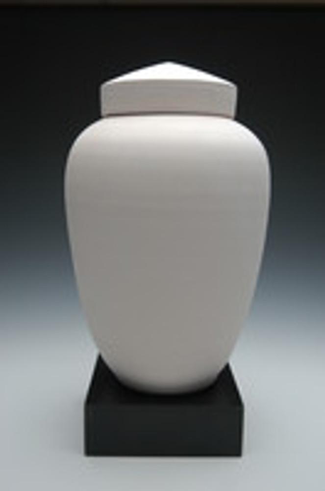Ceramic Urn with Inscription | Shape 4