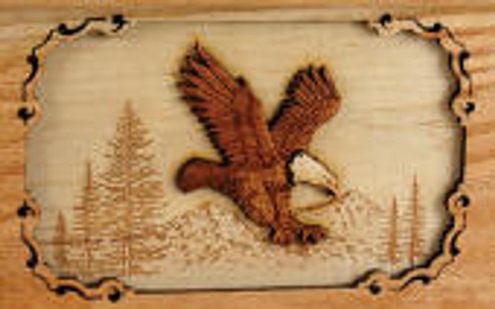 Eagle Urn Scene