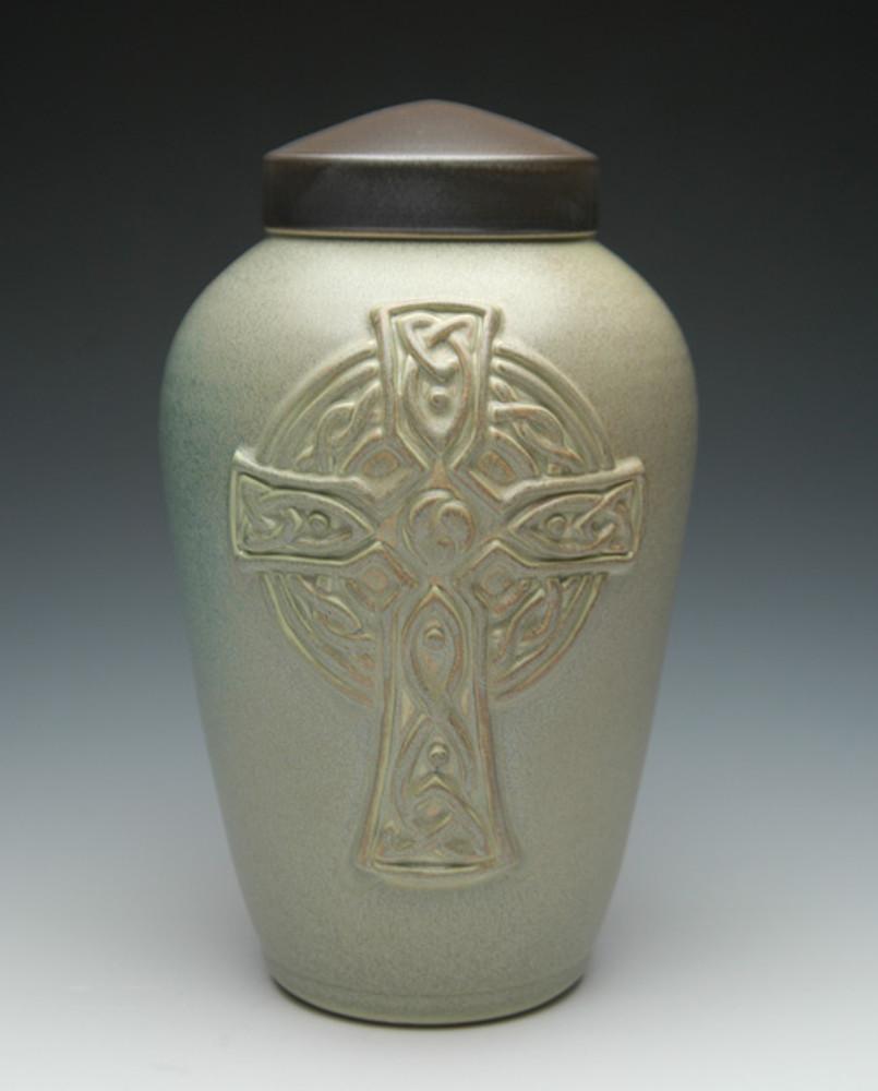 Celtic Cross Cremation Urn | Funeral Urns