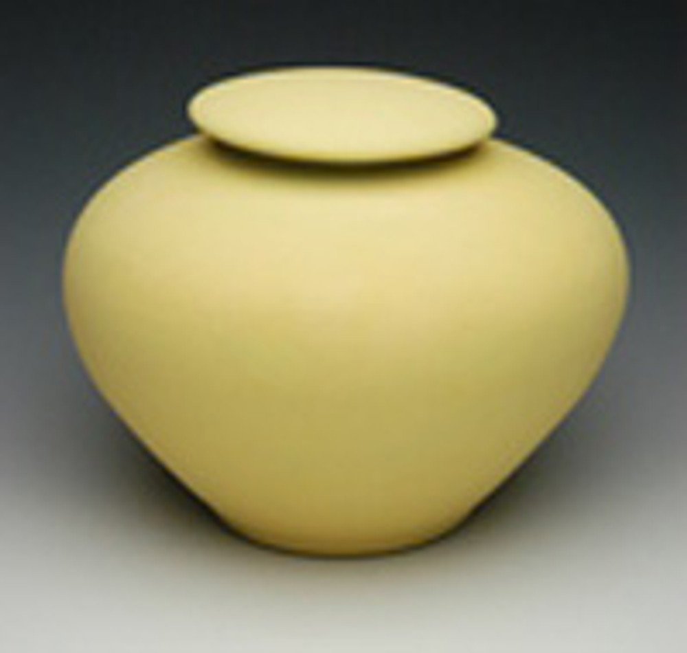 Biodegradable Sea Breeze Scattering Urn | Yellow