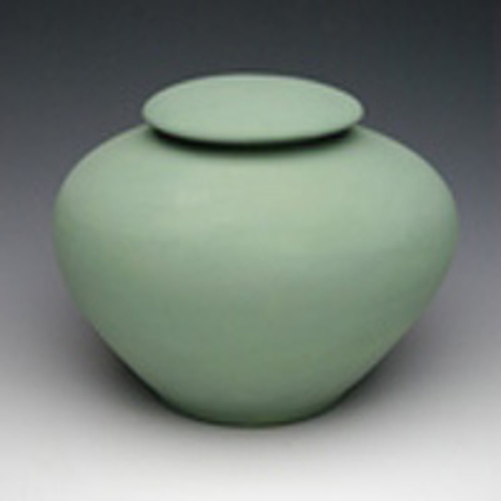 Biodegradable Sea Breeze Scattering Urn | Green