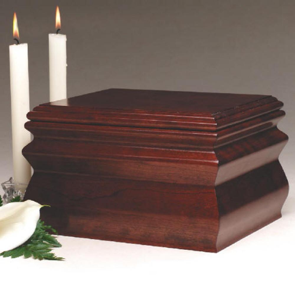 Kingston Wood Cremation Urn