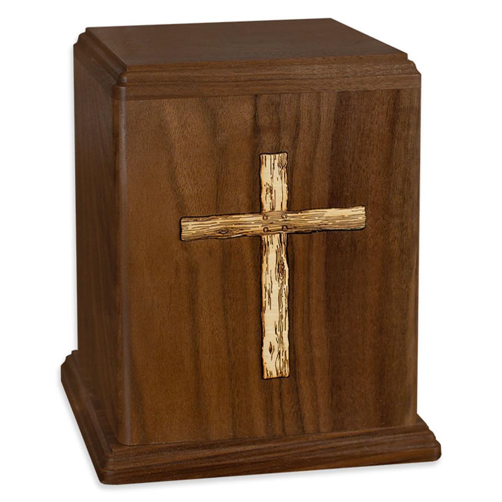 Cross Cremation Urn