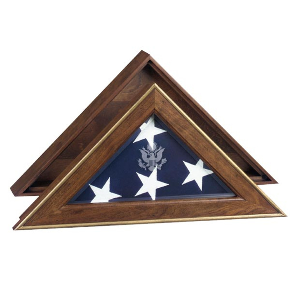 Five Star General Military Flag Case