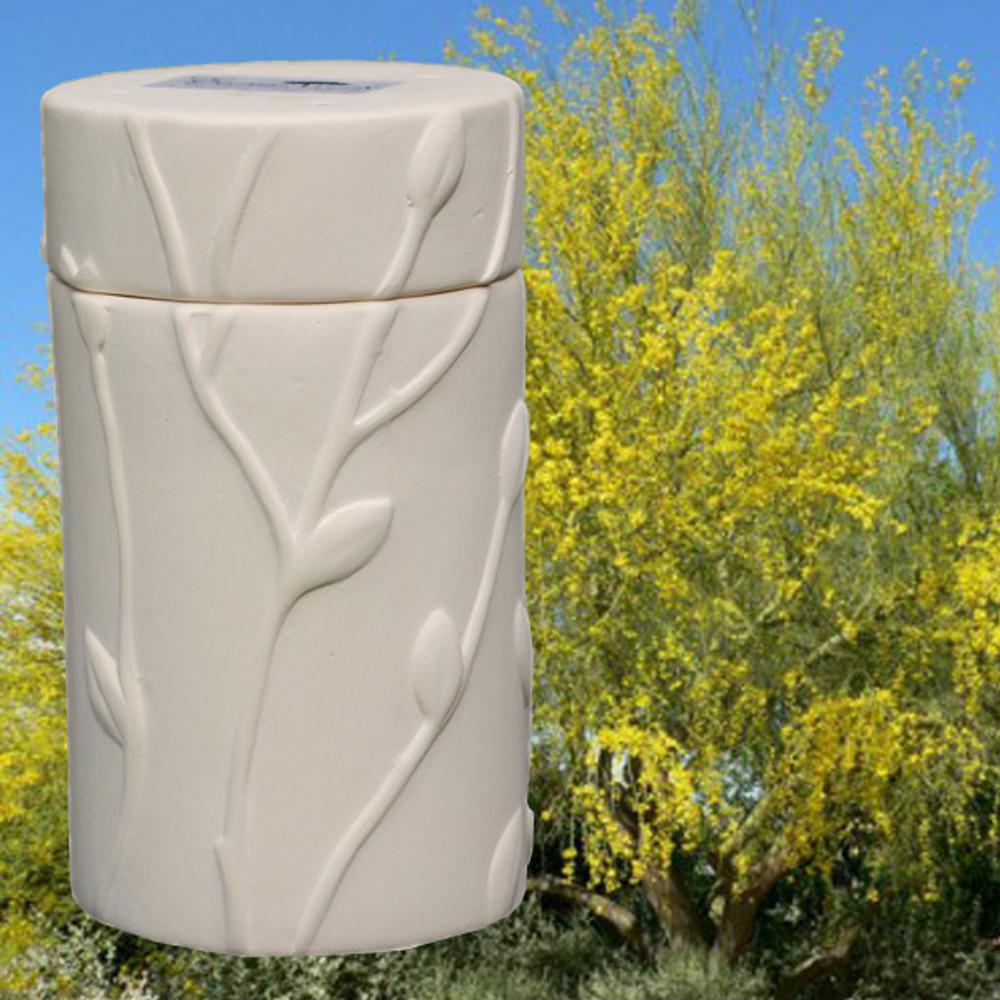 Palo Verde Memorial Tree Urn