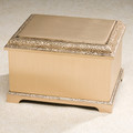 American Beauty Bronze Companion Cremation Urn