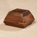 Walnut Mini Keepsake Urn