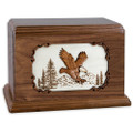 Eagle Wood Companion Urn - Walnut Wood
