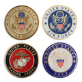 Military Service Emblems