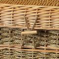 Seagrass Casket: Toggle / Clasp
