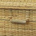 Bamboo Casket Handle Detail