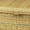 Biodegradable Casket for Burial or Cremation in Bamboo - Eco-Friendly & Sustainable