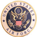 Air Force - Cremation Urn Medallion