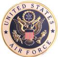 Urn Medallion: Air Force