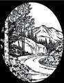 Urn Artwork | Mountain Valley