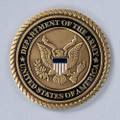 Military Cremation Urn Emblem - Army