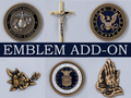 Emblem/Medallion Add-On