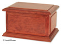 Boston II Cremation Urn - Cherry