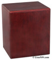 Simplicity Vertical Budget Urn - Rosewood