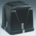 Vantage Standard Burial Vault - Ebony