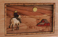 Companion Urn Scene: Horse and Moon