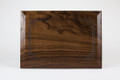 Renaissance Walnut Wood Companion Urn
