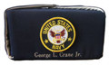 Fabric Military Urn with Embroidered Personalization