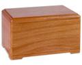 Hamilton Cremation Urn - Mahogany
