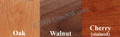 Oak Walnut Cherry