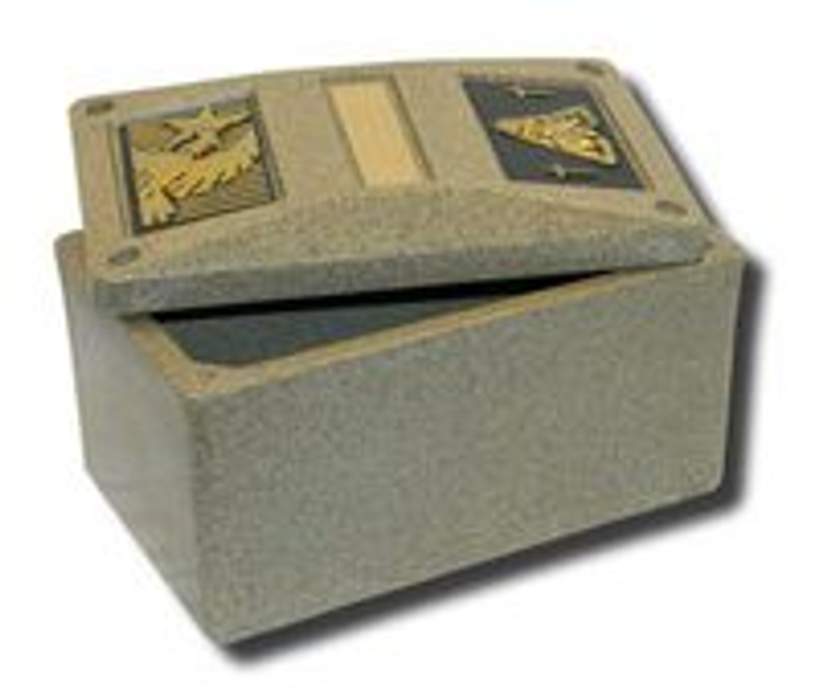 New additions to our line of Cremation Urn Vaults