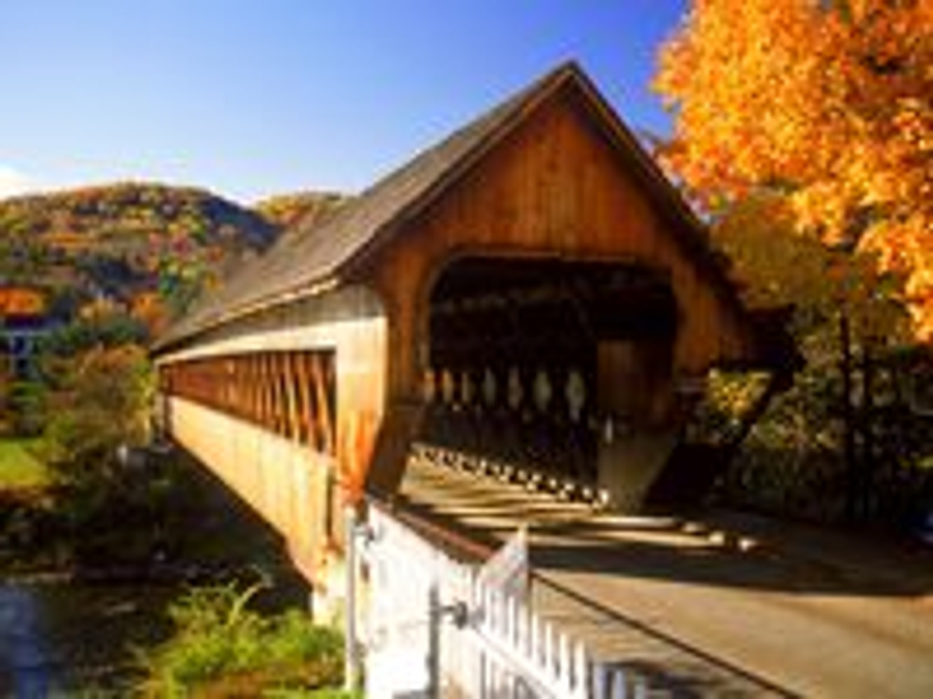 """""""The grave is but a covered bridge..."""""""