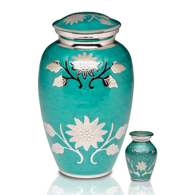 Adult Urn and Keepsake Set