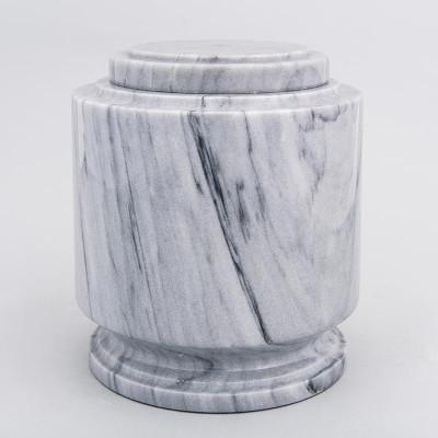 Gray Estate II Marble Urn