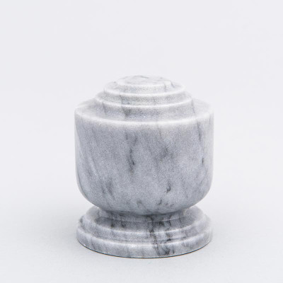 Gray Estate II Marble Keepsake Urn