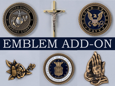 Emblem/Medallion Add-On