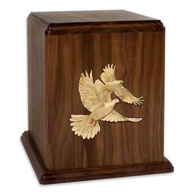 Lovebirds Companion Urn
