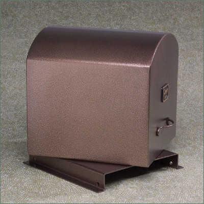 Clark Steel Burial Vault for Cremation Urn