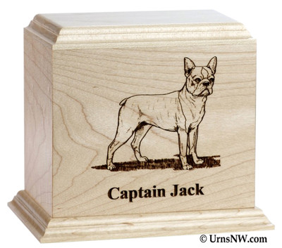 Legacy Breed Line Pet Urn