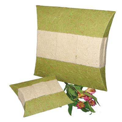 Journey Earthurn Biodegradable Urn - Green