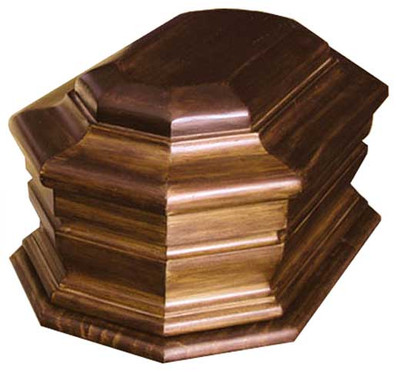 Honor Wood Urn | Radiata Wood Urn | Cremation Urns