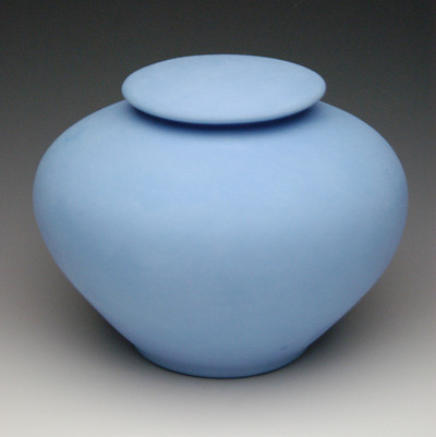 Biodegradable Sea Breeze Scattering Urn | Blue