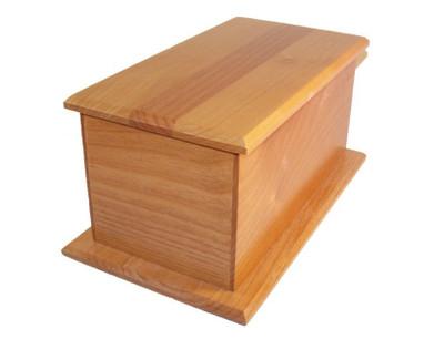 Alder Wood Urn | Inexpensive Urns