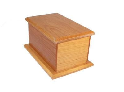 Alder Wood Child Urn