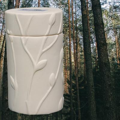 Ponderosa Pine Memorial Tree Urn